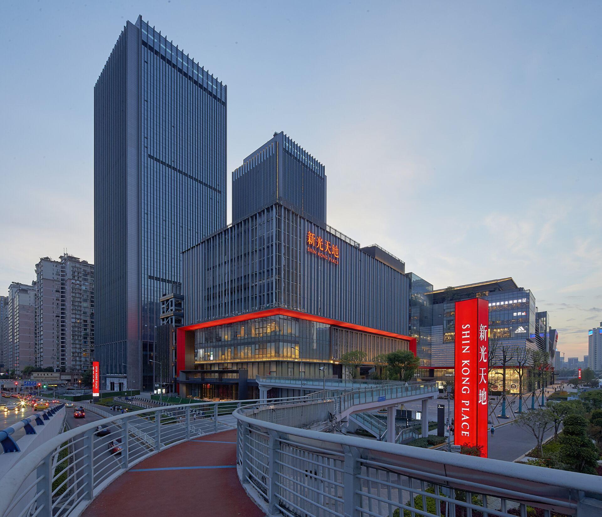 重庆信托首次入围中国服务业企业500强